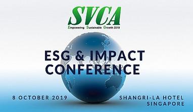 Lymon Sponsors SVCA ESG & Impact Conference 2019