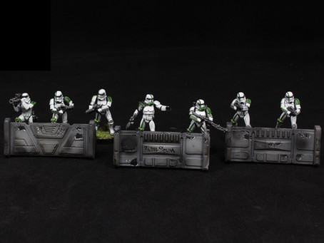 New Stormtrooper Designs