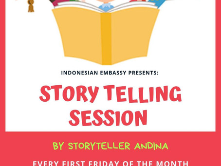 Indonesian stories for your kids!