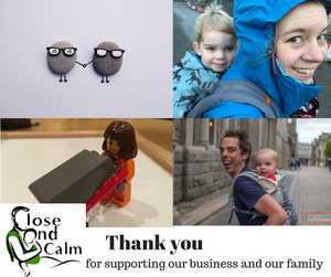 Thank you for supporting our business