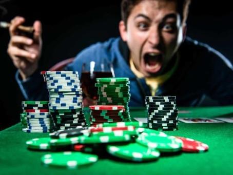 Poker: porazi za p******t