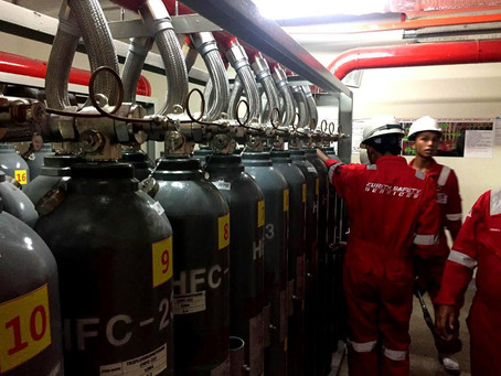 Advantages Are Offered By FM 200 Fire Suppression (Fire Protection System)