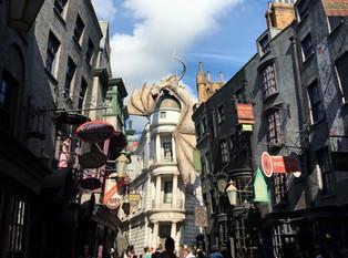 Diagon Alley at Universal Studios Florida
