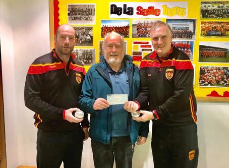 Casement Social Club sponsor De La Salle's school exchange visit to Kilkenny.