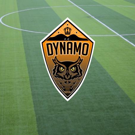 La gran historia detrás del escudo del Dynamo Fútbol Club