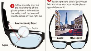 Project Proposal on Intel's Vaunt Smart Glasses
