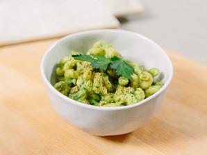 Recipe: Green Vegan Mac & Cheese