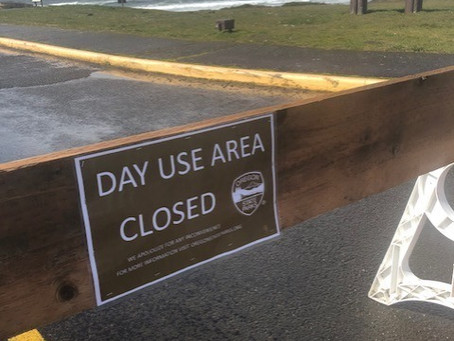 Roads End State Recreation Site - Closed
