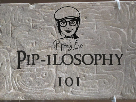Pip-ilosophy 101 - What Are My Beliefs And Politics?