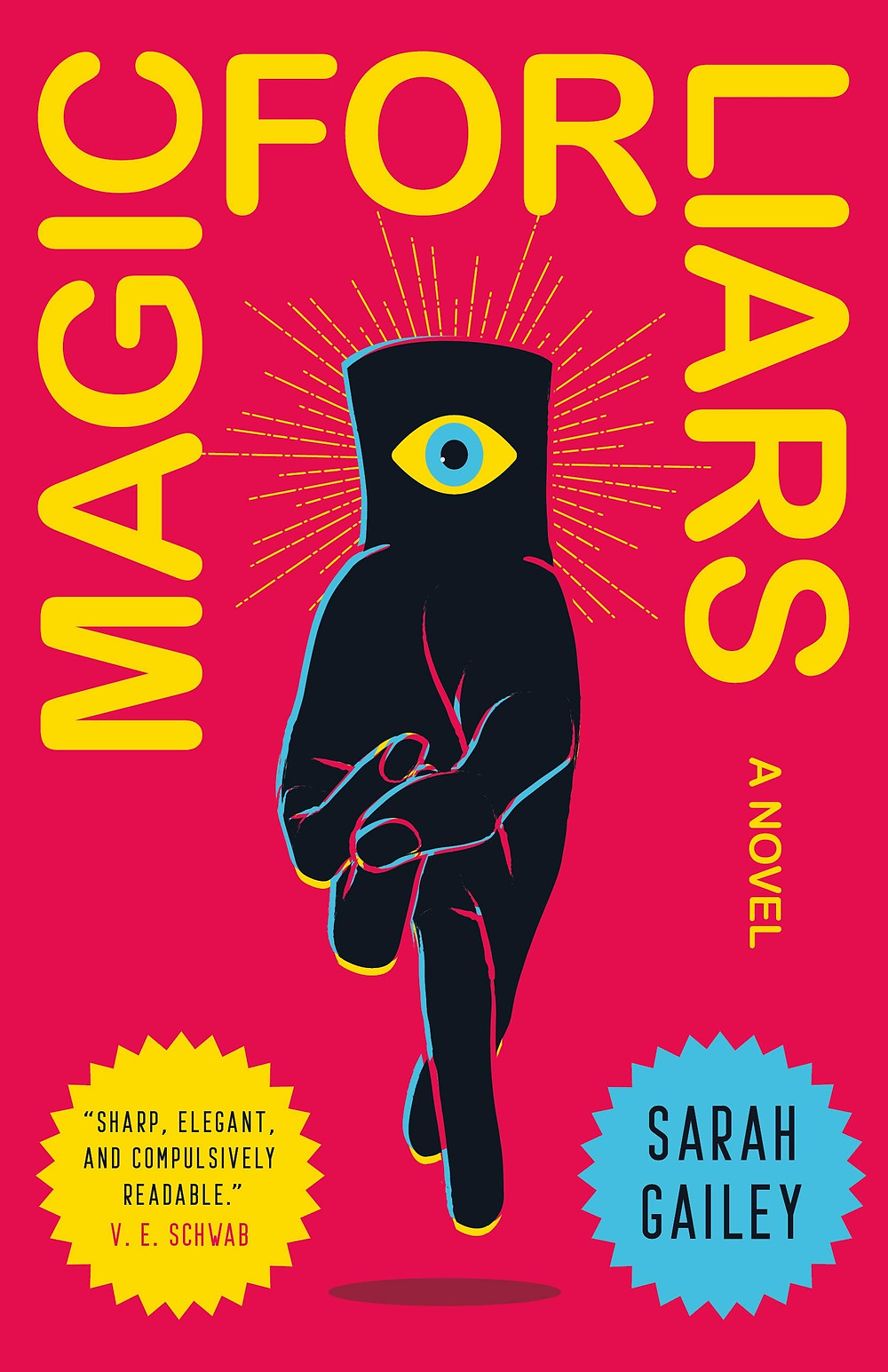 Magic for Liars by Sarah Gailey thebookslut