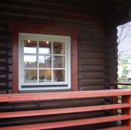 フィンランドのホンカという家