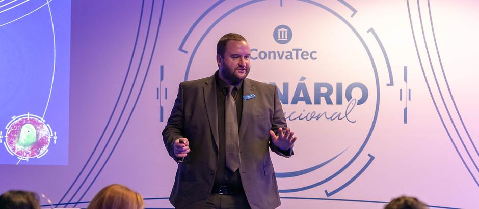 ConvaTec transmite ao vivo o primeiro Seminário Internacional sobre Protocolo de Combate ao Biofilme