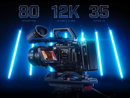 ¿12K? ¿El futuro de la producción audiovisual?