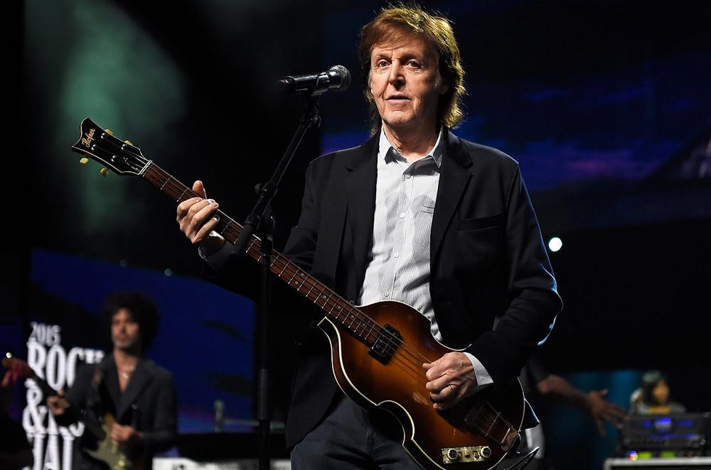 Грядущие концерты McCartney | Rock Auto Club