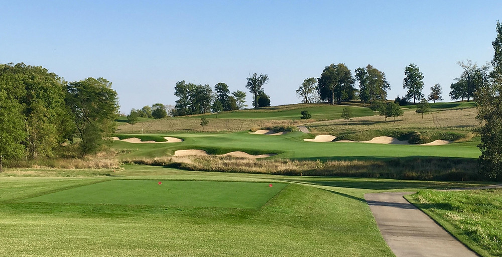 Rees Jones, Blue Top Ridge, Golf Course, Riverside Casino, Resort, Iowa, iowa city