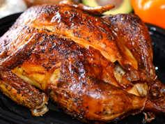 Perfect BBQ Chicken