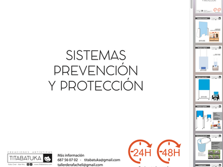 Sistemas prevención y protección
