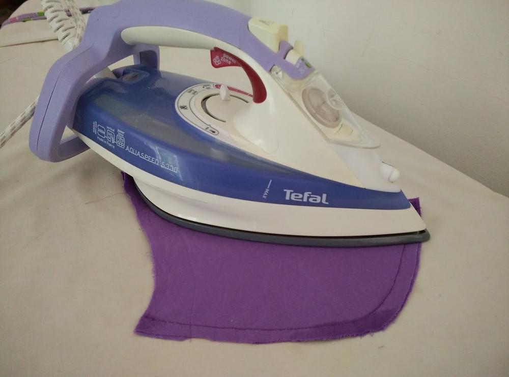 Ironing pieces