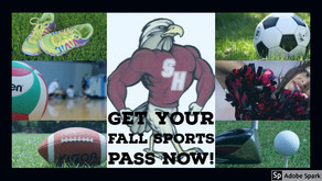 Watch SHHS Games for ONE LOW PRICE