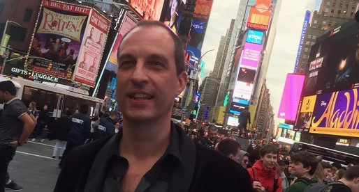 Roccato inicia o desenvolvimento do novo livro de canais diretamente de New York