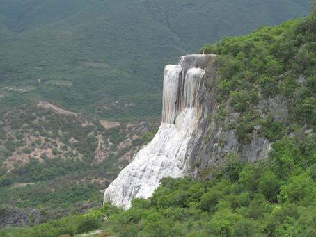 Cascadas de Hierve el Agua