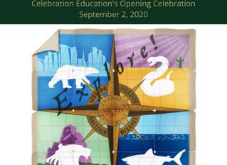 Explore Theme Opening Celebration!