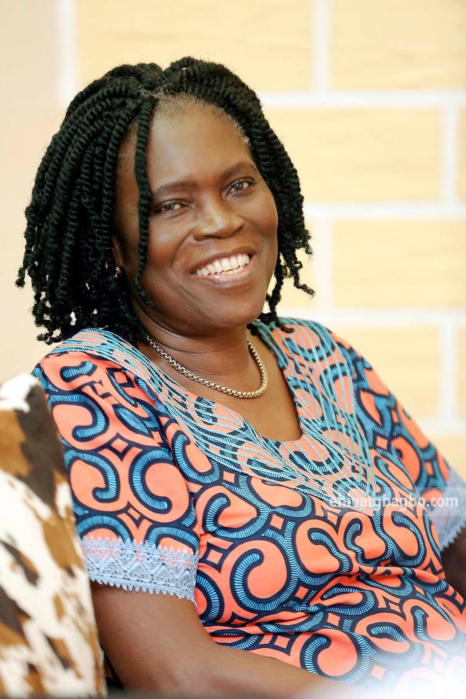 Simone EHIVET GBAGBO parle du retour de GBAGBO LAURENT