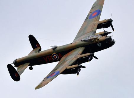Avro Lancaster Flypast Confirmed