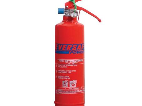 Perkara Yang Anda Perlu Tahu Mengenai Alat Pemadam Api Untuk Kenderaan