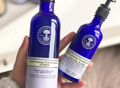 Review: The Oxylift Carat Facial at Neal's Yard Remedies
