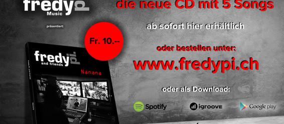 "Die neue EP ""Nanana"" ist da !!!!!"