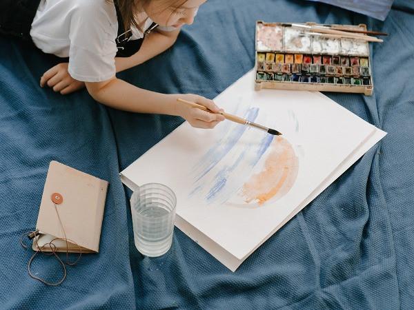 孩子創造力