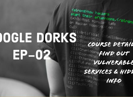 Google Dorks Practical Tutorial
