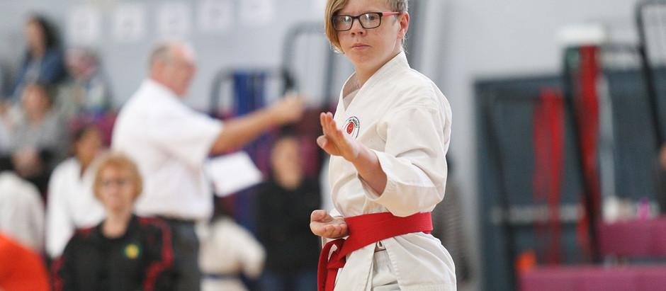 Shotokan Open Kata Competition