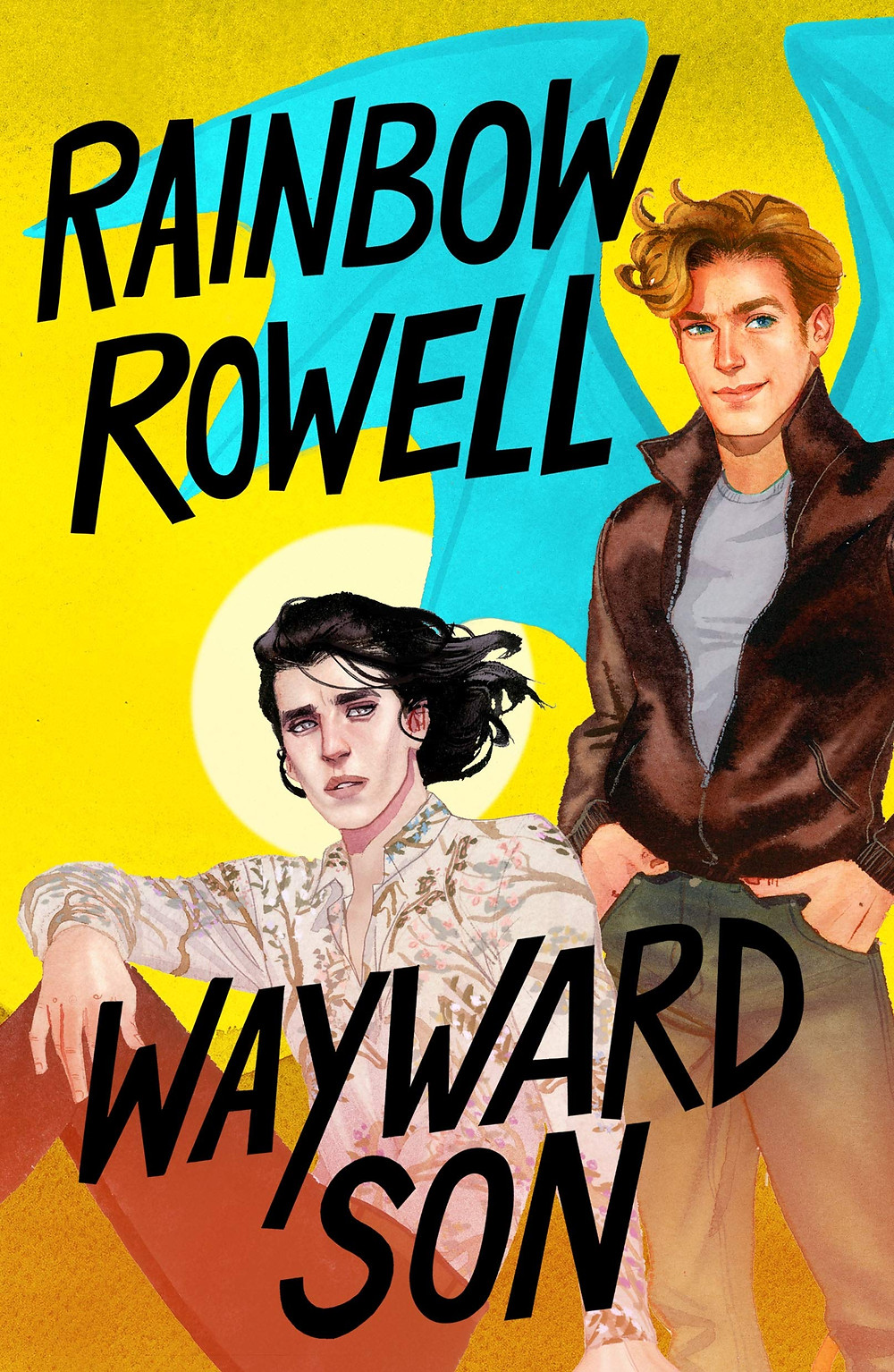 Wayward Son by Rainbow Rowell : the book slut book reviews thebookslut