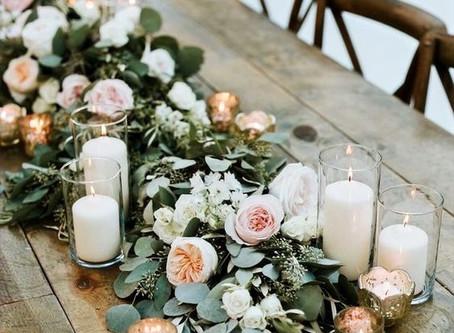 Flor Box OXO   Wedding Flowers   Centerpiece Styles