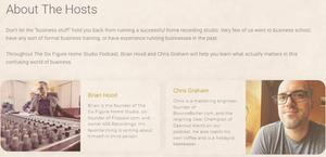 Six Figure Home Studio Podcast