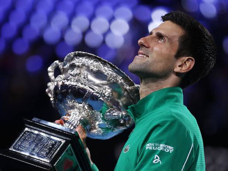 Djokovic (srb) wins 78th title at aus open