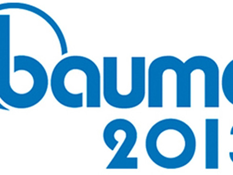 BAUMA & POWTECH Germany 2013