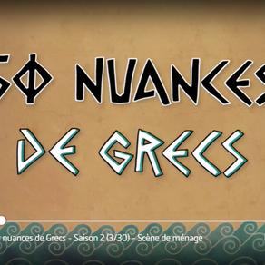 50 nuances de grecs - saison 2 revient