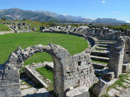 How to travel from Split to Solin?