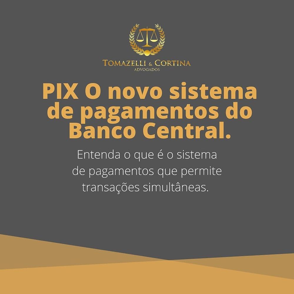 transação financeira pix banco central