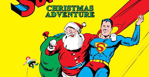 Santa Claus Comics from the Nice to the Naughty List