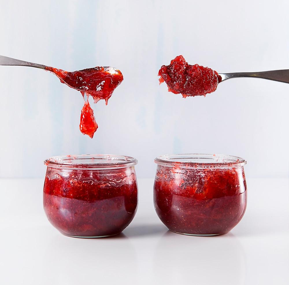 braškių uogienė, VMG receptai