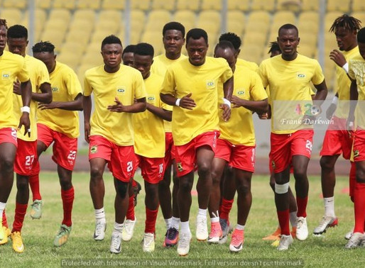 Asante Kotoko to Play FC Samartex in second  pre-season friendly, details here