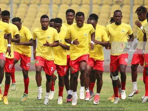 Asante Kotoko to Play FC Samartex in second  pre-season friendly, details here