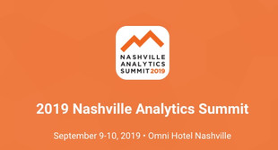 Sep 9-10 | Analytics Summit | Nashville, TN