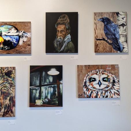 Artist Spotlight: Gratia Kautek