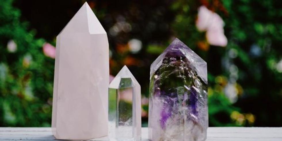 Beginner's Crystal Magick