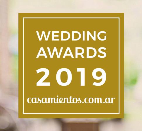 #QuieroSelfie recibe un Wedding Award 2019, el premio más importante del sector nupcial